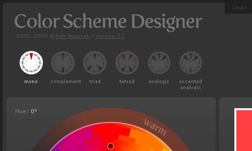 Webサイトの制作時に必ず役立つ、Webデザイナーに特にオススメな使えるカラースキーム
