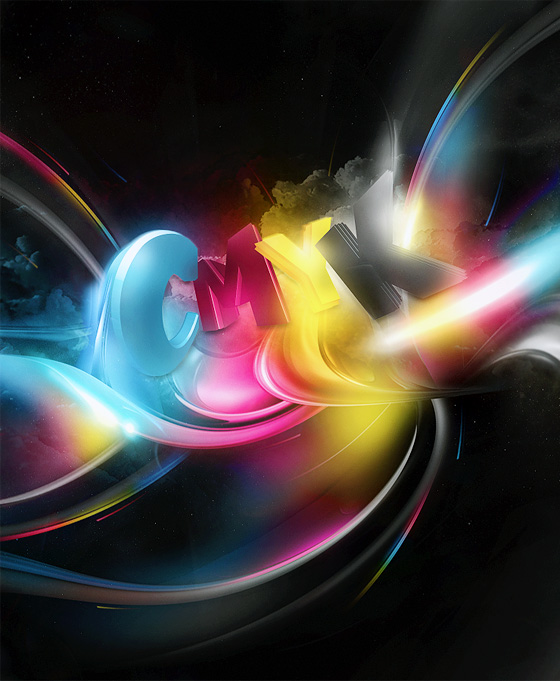 色と光の使い方がホントにきれいで素晴らしく、良いインスピレーションを与えてくれる、ポスター、デジタルアート、イラスト、フライヤー等のグラフィックデザイン33作品
