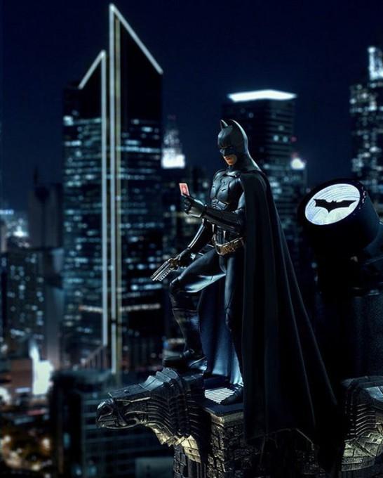 Batman...Why So Serious?