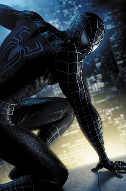 Spiderman-3-by-JPRart-520x788