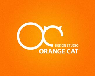 インスピレーション刺激する!非常に愛らしい猫をテーマにしたロゴデザイン