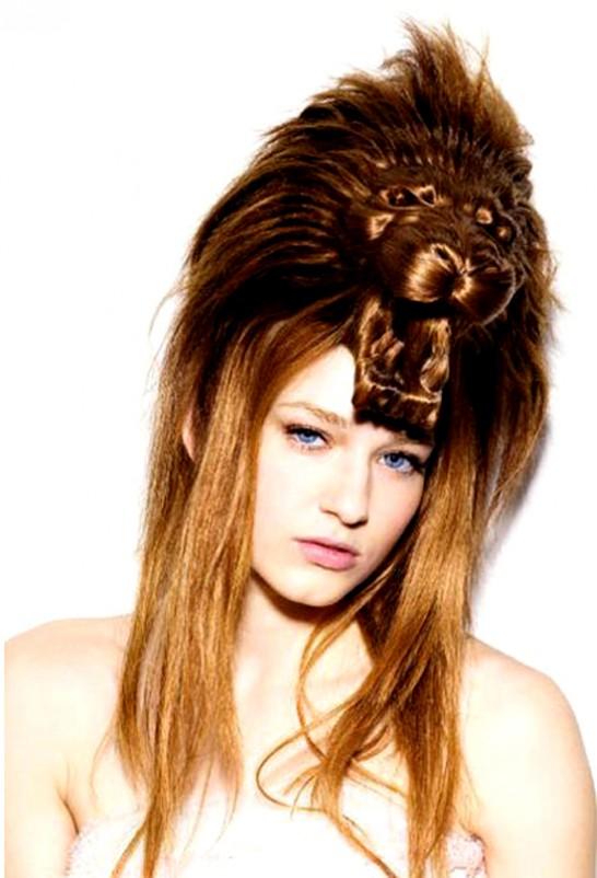 女性必見!?大胆かつ個性的でユニークなヘアスタイル