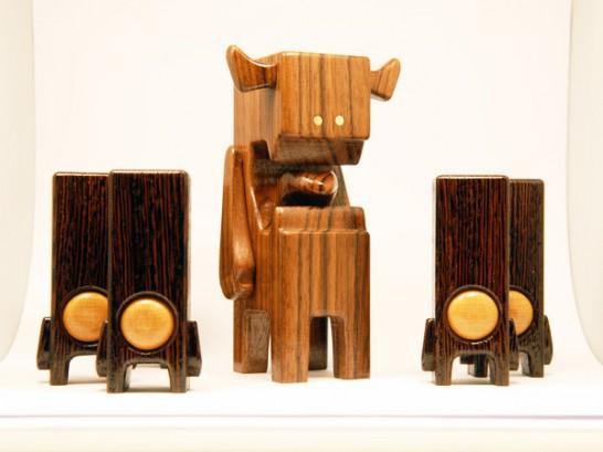 クリエイティブなデザインのおもちゃをコレクションしているギャラリーサイト「Toy Design Served」