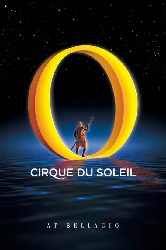 シルク・ドゥ・ソレイユの魔法のようなデザインのポスター