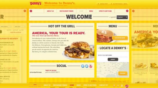 洗練されたデザインが食欲を刺激する!食品に関する素敵なWebデザイン