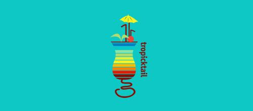 飲食関係のロゴデザインの参考に。クリエイティブなレストランのロゴ40